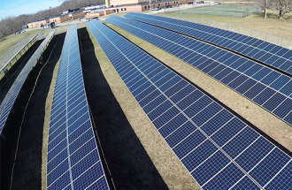 Michigan City Area Schools: Solar and LED