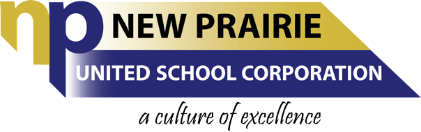 New Prairie United School Corporation Logo