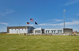 Tipton County Sheriff's Office Corrections Center